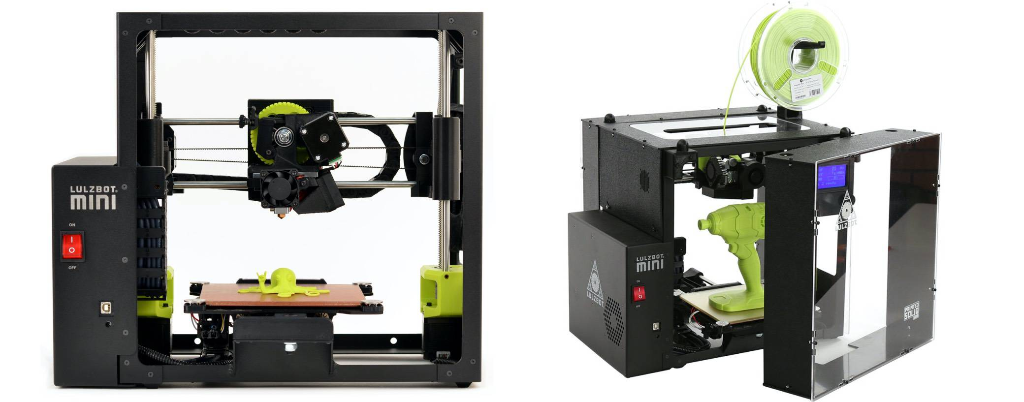 lulzbot-mini2 screenshot