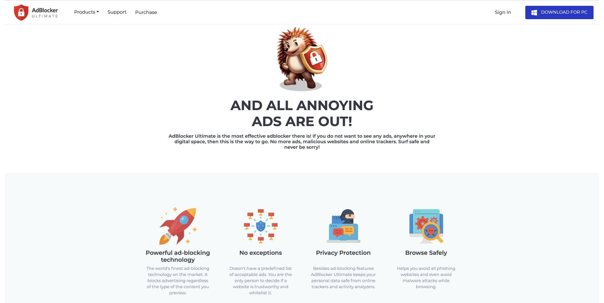 adblocker-ultimate screenshot