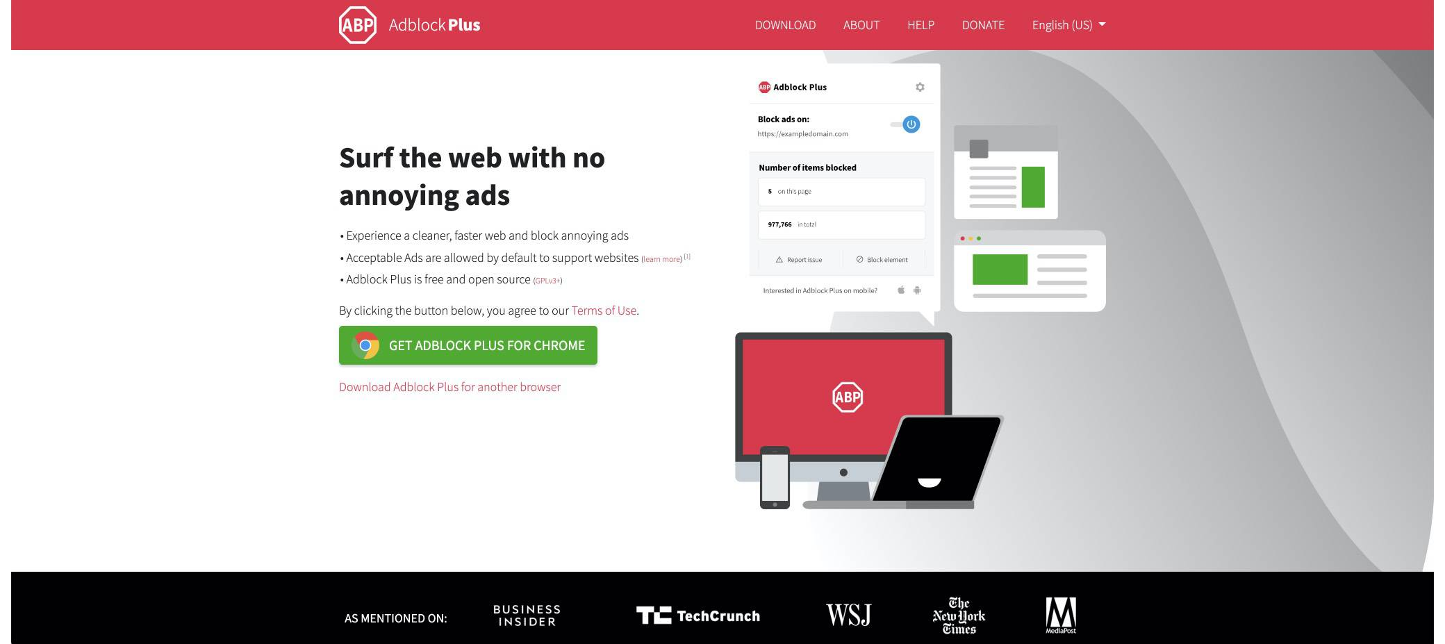 adblockplus screenshot