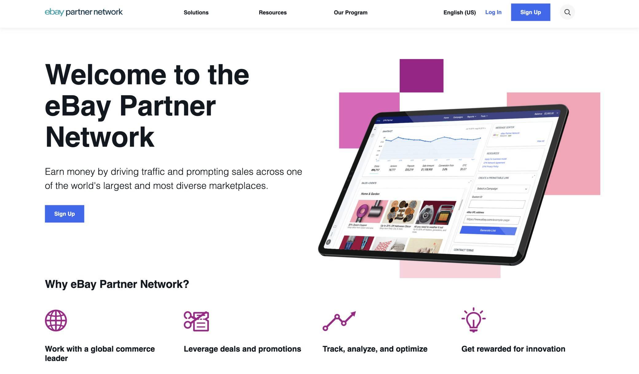 ebay-partner-network image