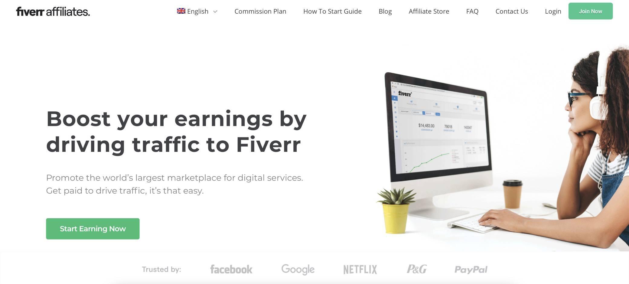 fiverr-affiliates-program image