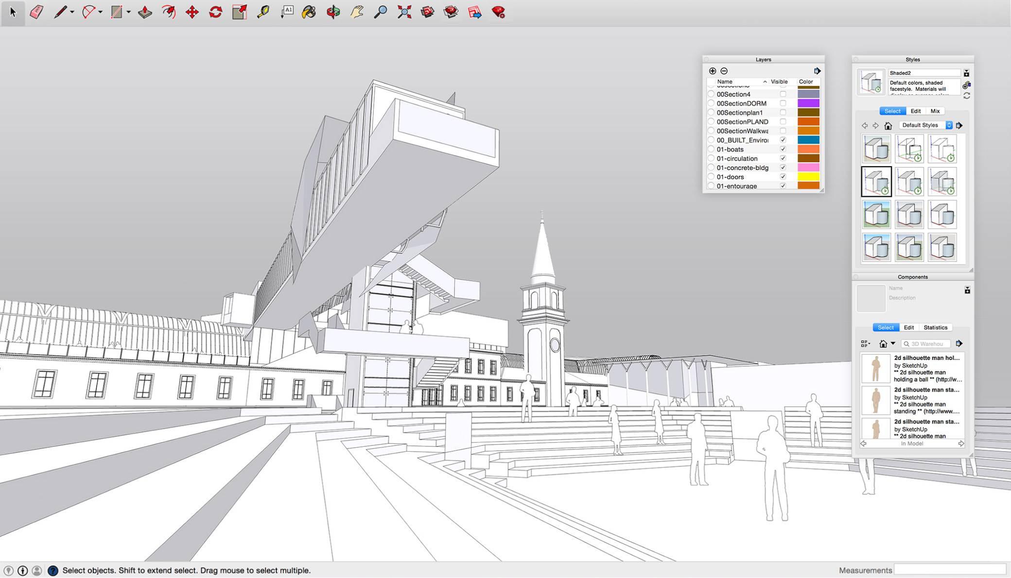 sketchup-pro image