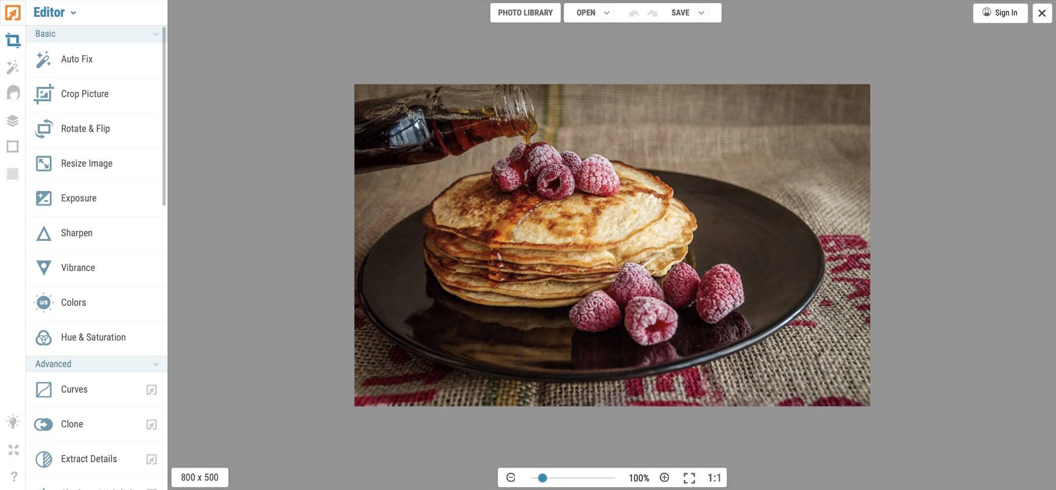ipiccy image