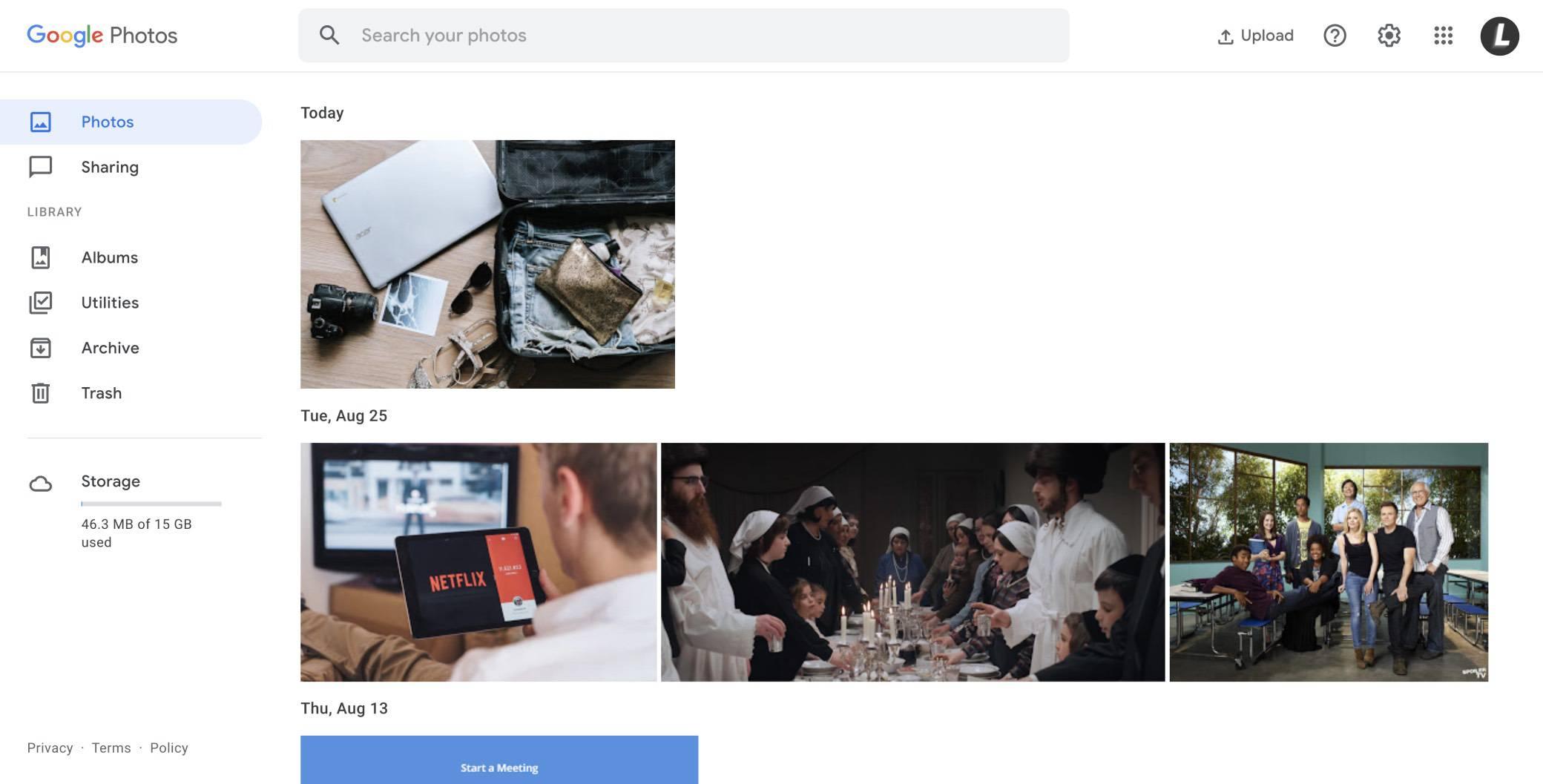 google-photos image