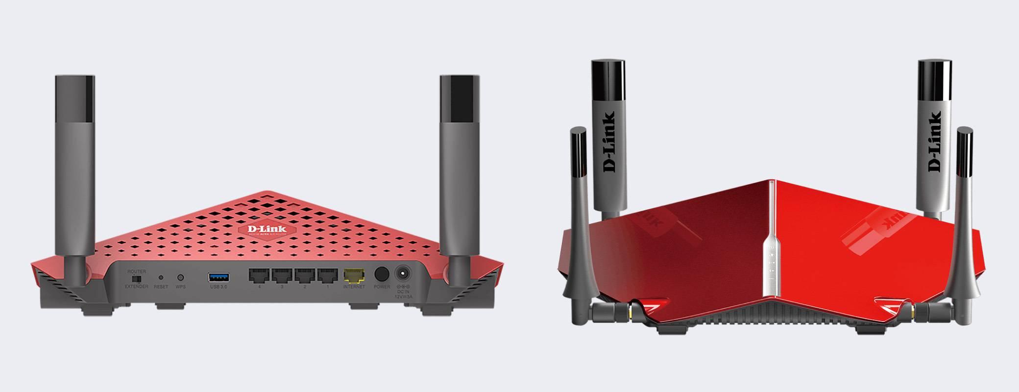 d-link-dir-885l-r-router image