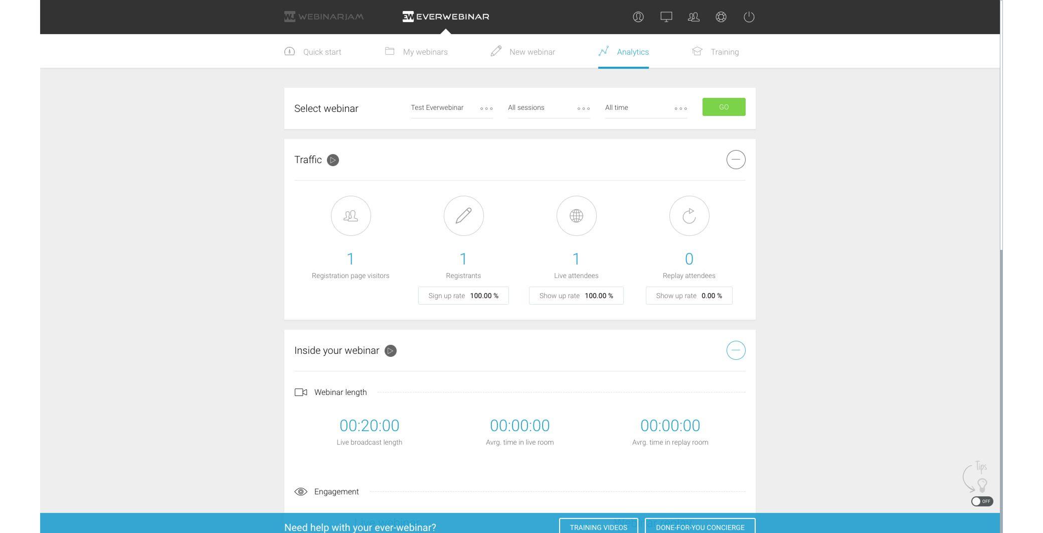 everwebinar screenshot