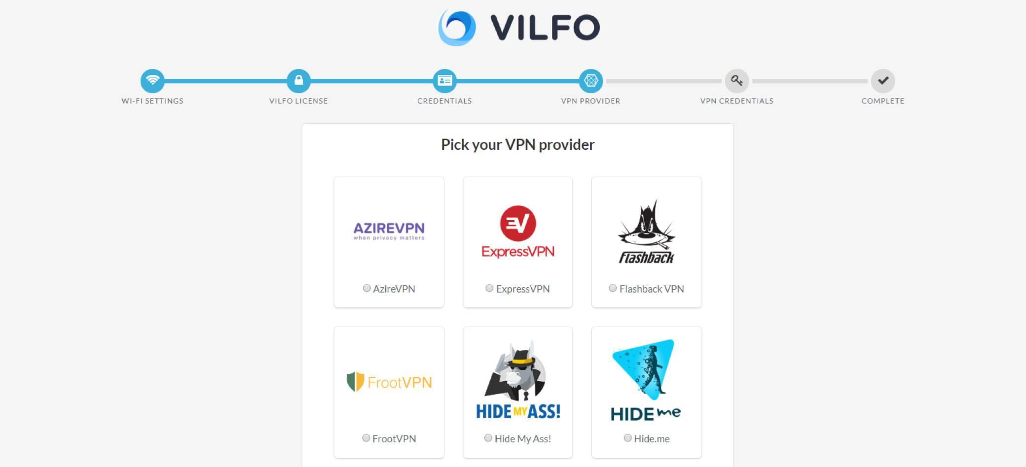 vilfo-providers image