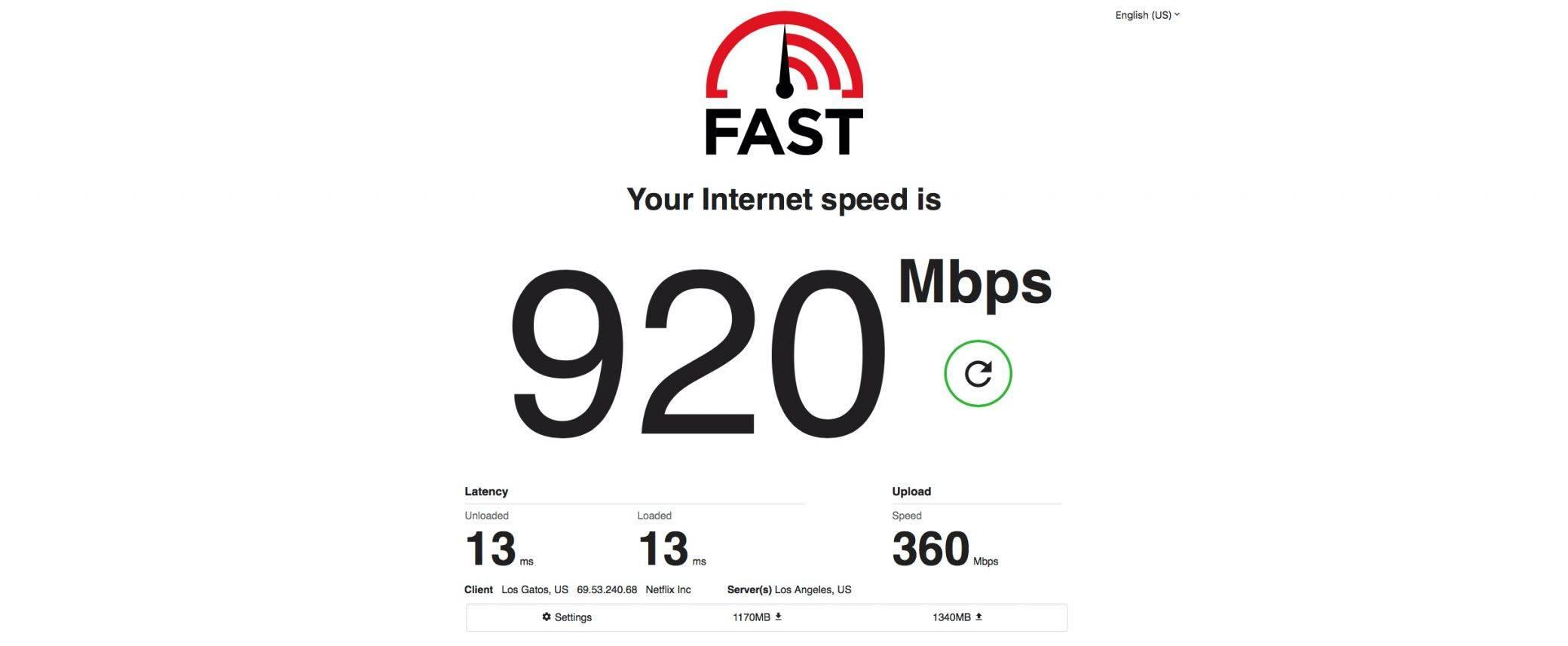 fast-speed-test screenshot