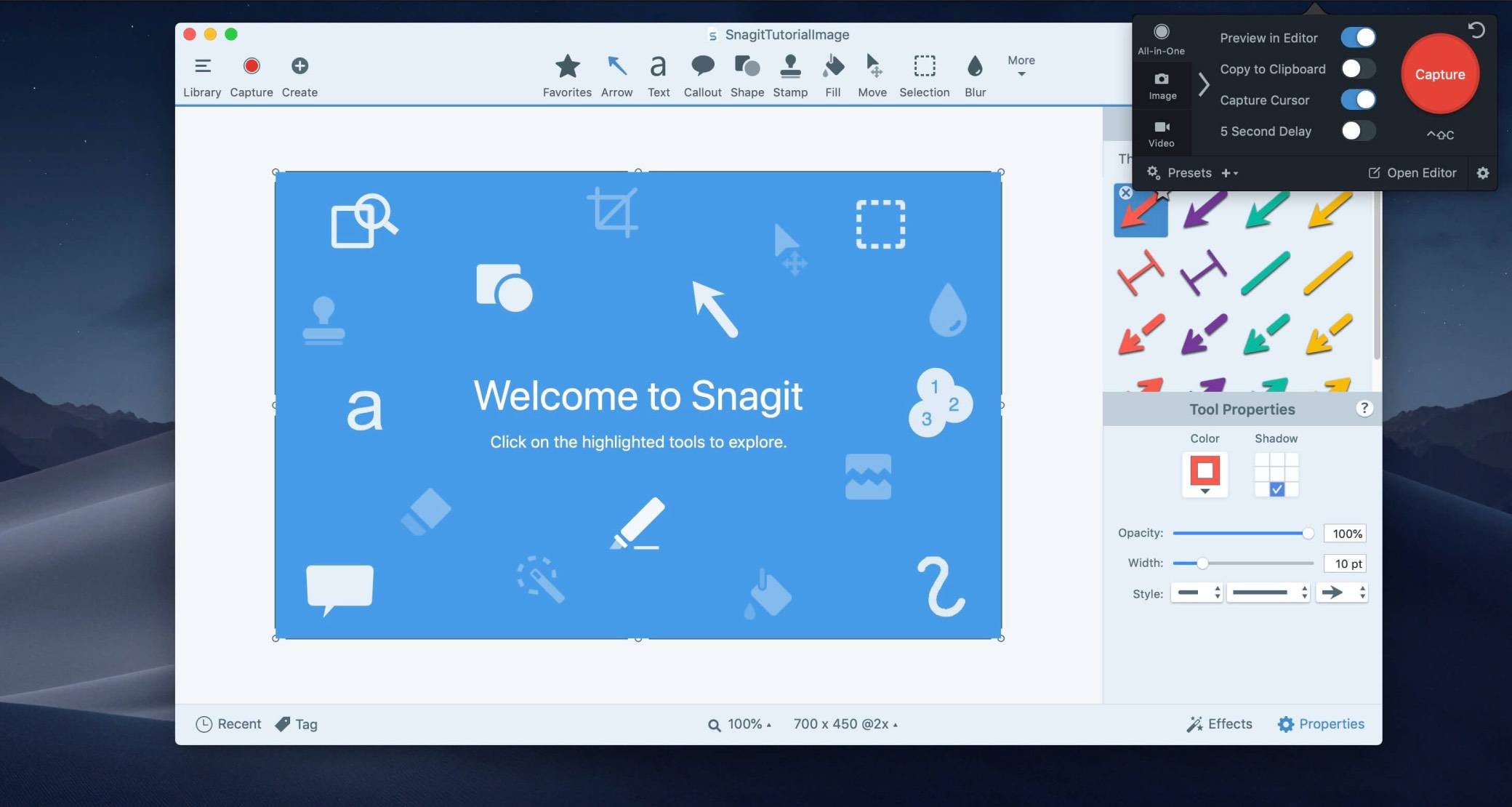 snagit screenshot