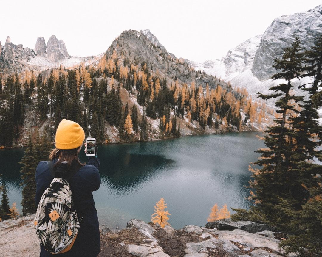 traveler photo