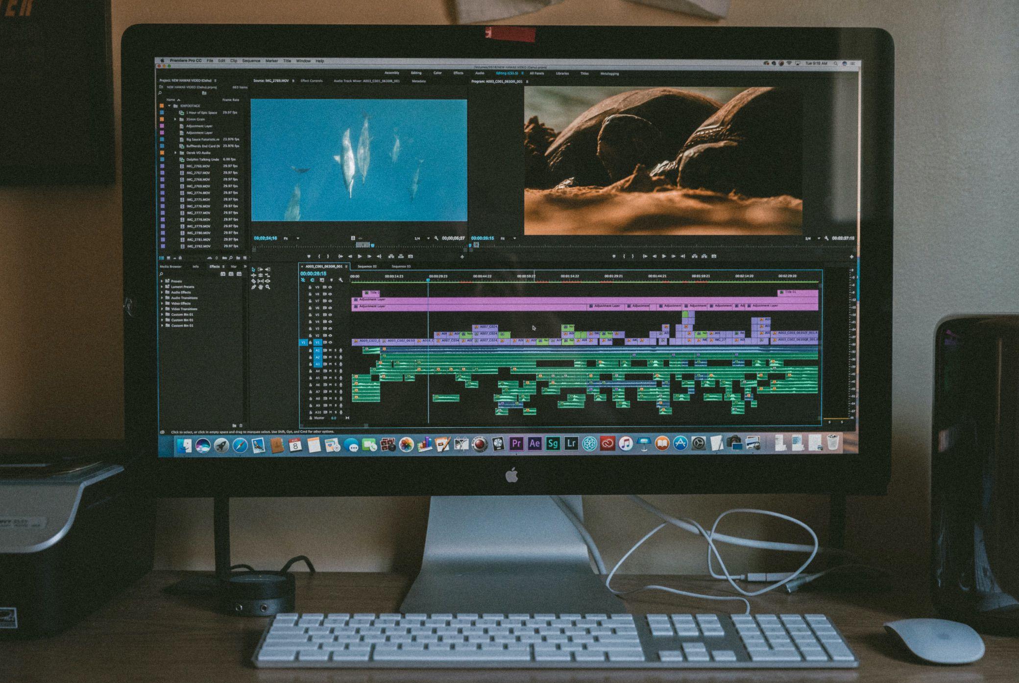 video editing app photo